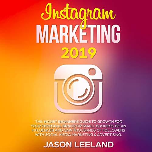 Instagram Marketing 2019 cover art