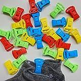 Alcrea 32 Pinzas de EMPAREJAR Calcetines para Lavadora y Secadora. Muy cómodo y...