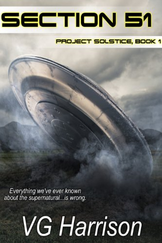 Book: Section 51 (Project Solstice) by V.G. Harrison