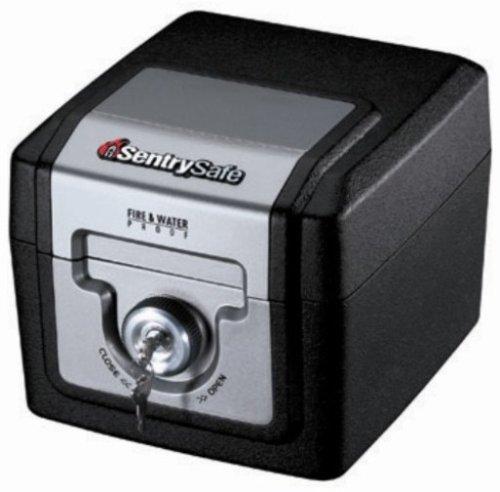 SentrySafe QA0110 Fire-Safe Waterproof CD/DVD Storage File