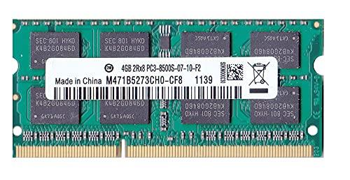 PC3-8500(DDR3-1066) SO-DIMM 4GB メモリンゴブランドノートPC用メモリ mac対応