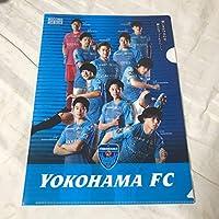 横浜FC クリアファイル カズ 中村俊輔 松井大輔 斉藤光毅