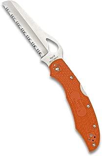 Byrd Cara Cara2 Folder 3.9 in Serrated Blade FRN Hnde