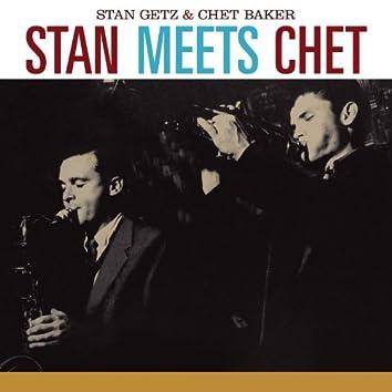 Stan Meets Chet (feat. Chet Baker) [Bonus Track Version]