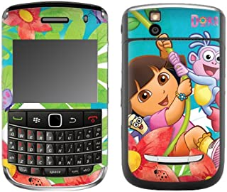 MusicSkins, MS-DORA20139, Dora The Explorer - Explorers Wanted, BlackBerry Bold (9650), Skin