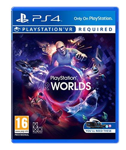 VR Worlds [PlayStation VR ready] - PlayStation 4