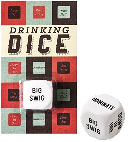 TGO Dé pour jeux à boire