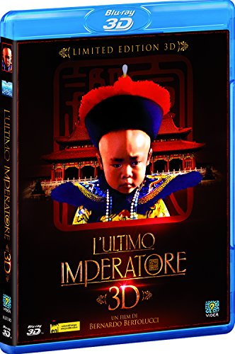 L'ultimo imperatore (3D limited edition) [3D Blu-ray] [IT Import]