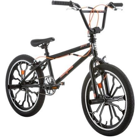 """Mongoose 20"""" Rebel Freestyle Boys' BMX Bike (Rebel)"""