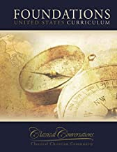Classical Conversations Foundations United States Curriculum Fifth Edition Textbook