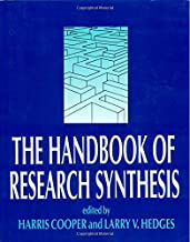 The Handbook of Research Synthesis