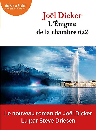 L'Énigme de la chambre 622: Livre audio 2 CD MP3 (Littérature)