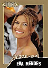 Eva Mendes trading card (Training Day, Exit Wounds) 2008 Popcardz GOLD #3