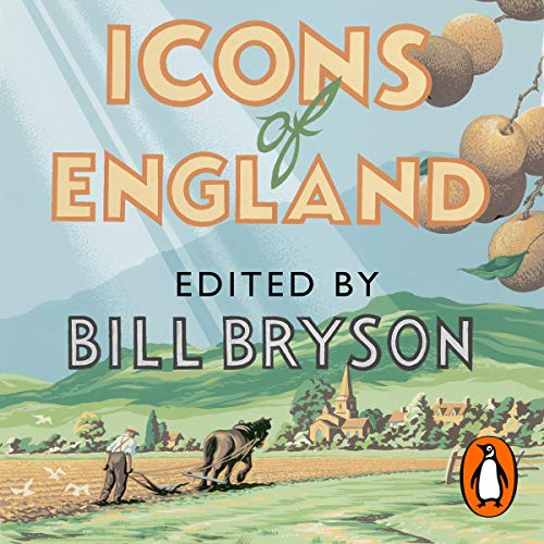 Icons of England cover art