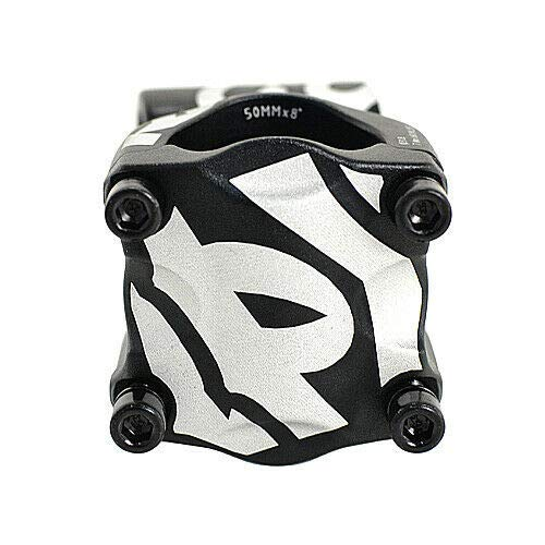 RaceFace Chester MTB Downhill Bike Bicycle Stem 31.8x50mm plus and minus 8 degree Black, RF1805