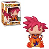 Funko Pop! 47865 Dragon Ball Super #827 Super Saiyan God Goku (2020 Summer Convention Exclusive)...