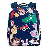 Bebamour Dinosaur Children Backpack School Bags for Girls/Boys Primary School Student Satchel Backpack Kids Backpack Waterproof Lightweight Backpack Book Bag
