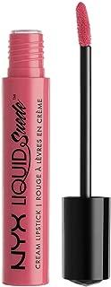 NYX PROFESSIONAL MAKEUP Liquid Suede Cream Lipstick, Tea Cookies