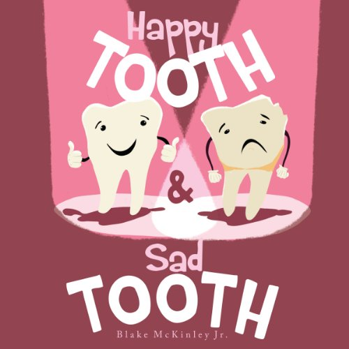 Happy Tooth and Sad Tooth cover art