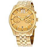 Wittnauer Gold-Tone Chronograph Mens Watch WN3065