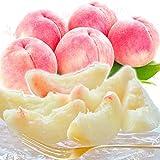 国華園 和歌山産 紀州白桃 約2kg もも 桃 白桃 果物 食品 ピーチ フルーツ