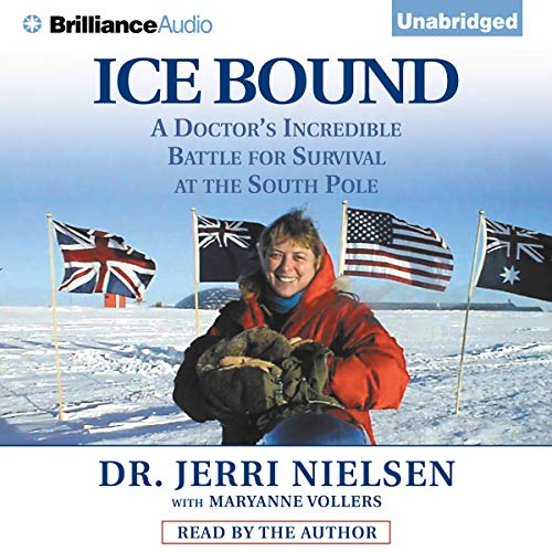 Ice Bound  By  cover art