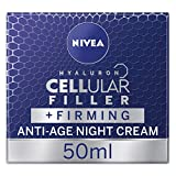Nivea - Cellular anti - age skin rejuvenation, crema de noche anti edad, 50 ml