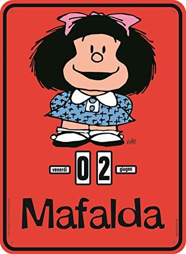 Mafalda classica. Calendario perpetuo