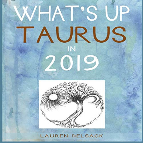 What's Up Taurus in 2019 audiobook cover art