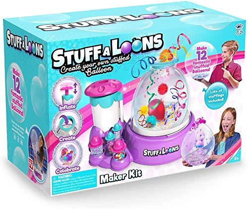 StuffAloons 36620 Stuff-A-Loons Maker Station, Blau