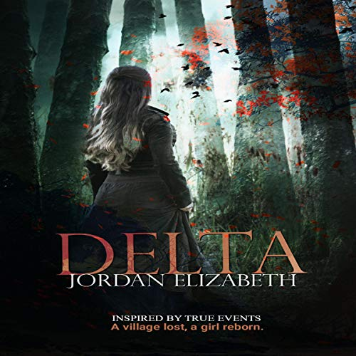 Delta audiobook cover art