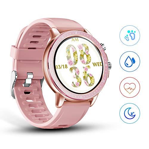 Smart Watch für Frauen, BYTTRON 1.3