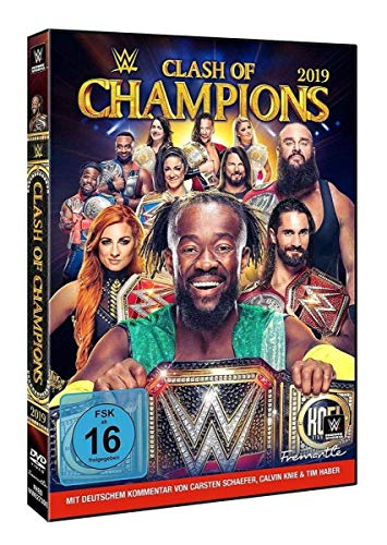 WWE: Clash Of Champions 2019 [2 DVDs]