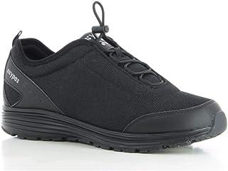 Oxypas JamesS4601blk James Sra scarpa da lavoro con fodera Coolmax