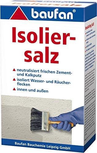 Baufan Isoliersalz, zum Neutralisieren alkalischer Untergründe, 500 g