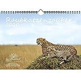 Raubkatzenzauber DIN A4 Kalender 2020 verschiedene Raubkatzen - Seelenzauber