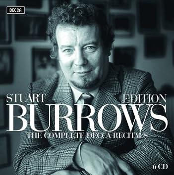 Stuart Burrows Edition - The Complete Decca Recitals