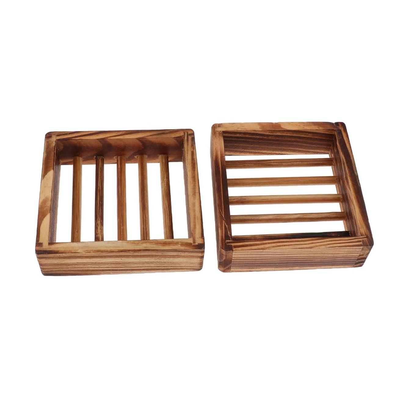 正午キウイ食欲2個 石鹸ホルダー ソープケース ソープディッシュ 木製 水切り お風呂用 バス用品 装飾