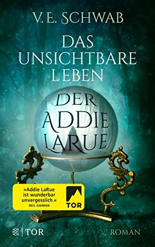 Buchseite und Rezensionen zu 'Das unsichtbare Leben der Addie LaRue: Roman' von V. E. Schwab