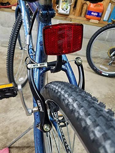 CYSKY Mountainbike Bremsen 1 Paar V Bremse Vorne Hinten Paar Ersatz für die meisten Fahrrad, Rennrad, MTB, BMX - 7