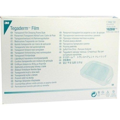 TEGADERM 3M Film 10x12cm 1626W 50 St