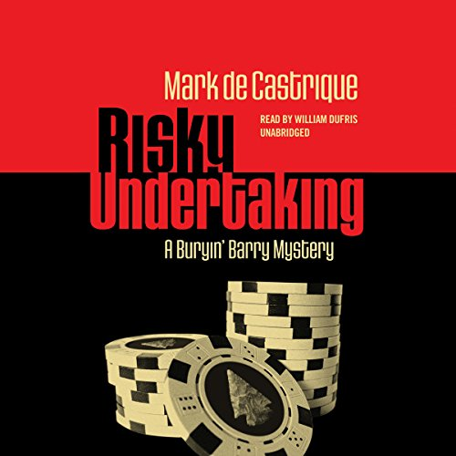Risky Undertaking cover art