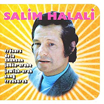 Salim Halali, Trésors de la Chanson Judéo-Arabe, Jewish-Arab Song Treasures