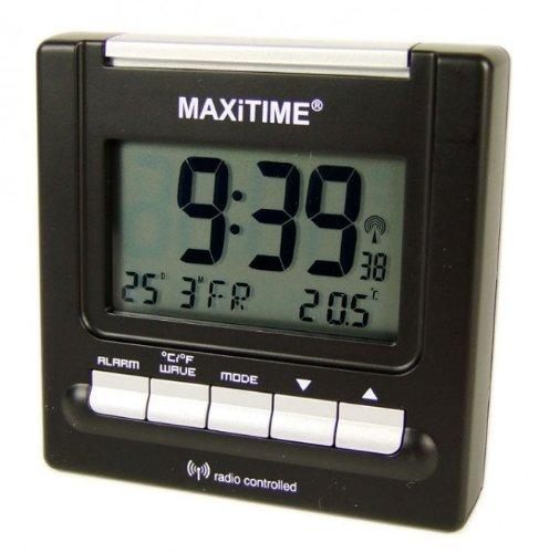 Maxitime - Digitaler Funkwecker - 0950545