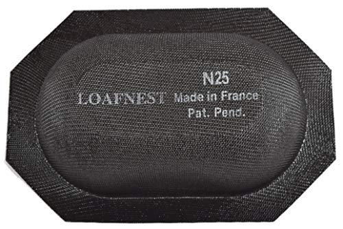 LoafNest Non-Stick Silicone Mesh Liner [Made in France] for use with LoafNest Incredibly Easy Artisan Bread Kit
