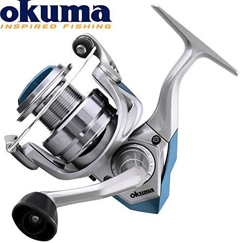 Okuma Angelrolle Spinnrolle Allroundrolle Stationärrolle - Azaki AZ-30 FD