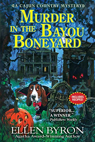 Image of Murder in the Bayou Boneyard: A Cajun Country Mystery