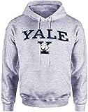 Yale camiseta camiseta de sudadera con capucha University Bulldogs banderín sombrero pren...