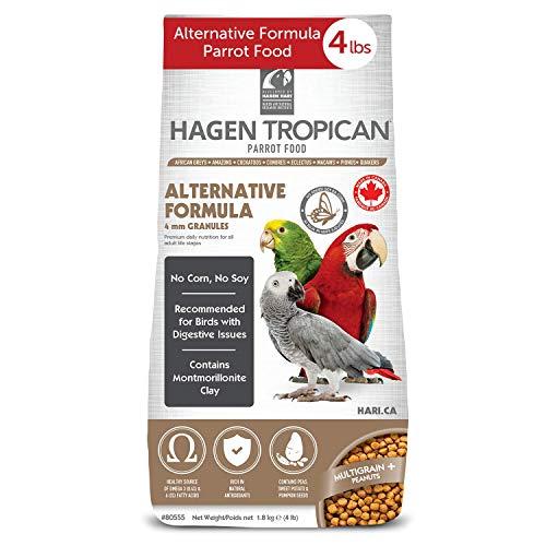 Price comparison product image Hari Tropican Alternative Formula for Parrots,  4 lb 1.8 kg (80555)