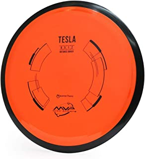 MVP Disc Sports Neutron Tesla Disc Golf Driver (Colors May Vary)